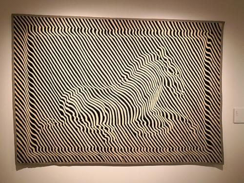 Victor Vasarely. Cebra, 1938-1960.