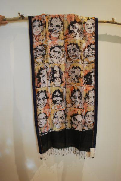 Batiks de Bengala con Sumao Dutta